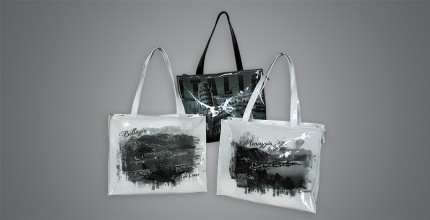 BORSA PHOTOPRINTED PVC