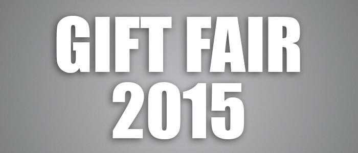 GIFT FAIR 2015